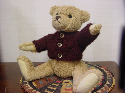 20+ Free Crochet Teddy Bear Patterns ⋆ Crochet Kingdom | 300x400