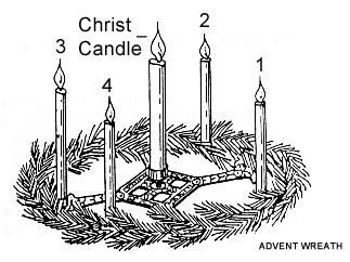 Acolyte Handbook  sc 1 st  Democraciaejustica & Advent Wreath Lighting Order - Democraciaejustica